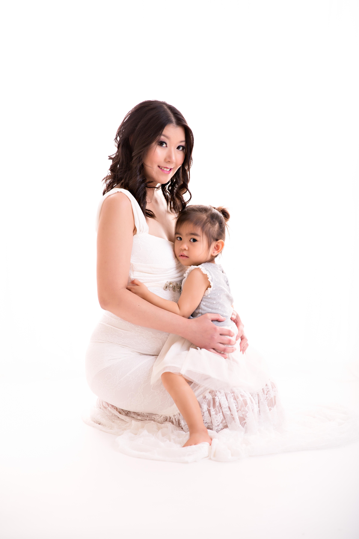 Maternity Hair & MakeuupPhoto credit: Judy Hoang Photography